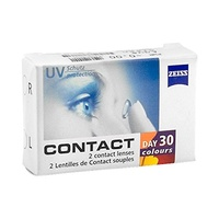 CONTACT Day 30 colours / BC / 14 DIA / -3.00 DPT