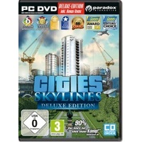 Cities: Skylines - Deluxe Edition (Download) (PC/Mac)