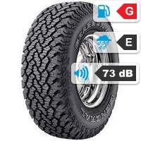General Tire Grabber AT2 255/70 R16 111S