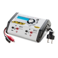 CARSON Expert Charger Duo 12V/230V 10A Ladegerät 606035