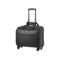 "HP Business 4 Wheel Roller Case 17,3"" schwarz"