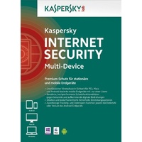 Kaspersky Lab Internet Security 2015 Multi-Device 3 User Mini-Box DE Win Mac Android