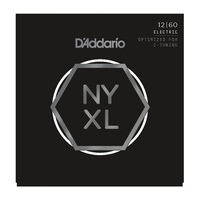 Daddario NYXL 1260 Electric 012-60