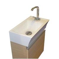 quentis faros waschbecken mit unterschrank 2 teilig pinie hell. Black Bedroom Furniture Sets. Home Design Ideas