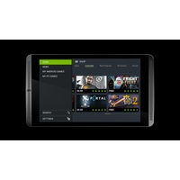 nVIDIA SHIELD Tablet  8.0 16GB Wi-Fi schwarz