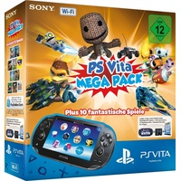 Sony PS Vita WiFi Mega Pack 8GB