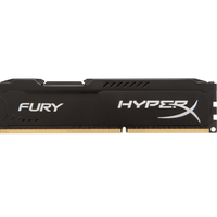 Kingston HyperX Fury Black 8GB DDR3 PC3-10600 (HX313C9FB/8)