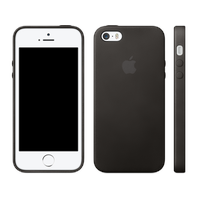 Apple iPhone 5s Case schwarz