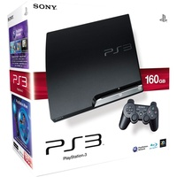 Sony PS3 Slim 160GB