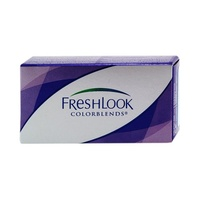 Alcon FreshLook Colorblends 2er Pack / ohne Dioptrien / 8.60 BC / 14.50 DIA / Pure Hazel