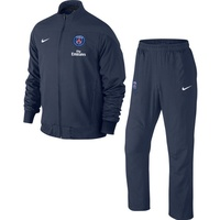 Nike Paris Saint-Germain Kinder Sideline Präsentationsanzug blau Gr. 128-140