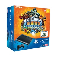 Sony PS3 Super Slim 12GB + Skylanders: Giants (Bundle)