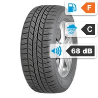 Goodyear Wrangler HP All Weather SUV 195/80 R15 96H