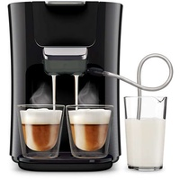 Philips Senseo Latte Duo HD7855/50 Schwarz