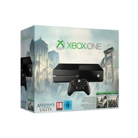 Microsoft Xbox One 500GB + Assassin's Creed: Unity + Assassin's Creed: Black Flag