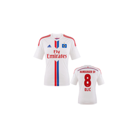 Adidas Performance HSV Olic Trikot Home 2015 grün 164