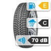 Michelin Alpin A4 185/65 R15 88T