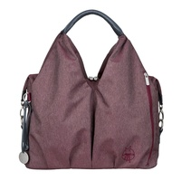 Lässig Green Label Neckline Bag Burgundy red