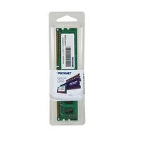 Patriot Signature Line 4GB DDR3 PC3-10600 (PSD34G133381)
