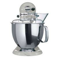 KitchenAid Artisan Küchenmaschine 5KSM150 Metallic Chrome