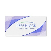 Alcon FreshLook Colorblends Honig 2 Stk.) Dioptrien / 8.60 BC / 14.50 DIA / Honey