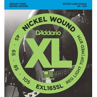 Daddario EXL165SL Bass Super Long Scale 045-105