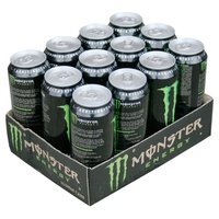 Monster Energy 12x500 ml