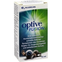 Allergan OPTIVE Fusion Augentropfen 10 ml