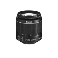 Canon EF-S 18-55mm F3,5-5,6 IS II