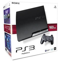 Sony PS3 Slim 160GB + Sports Champions (Bundle)