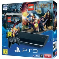 Sony PS3 Super Slim 12GB + LEGO Der Hobbit (Bundle)