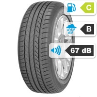 Goodyear EfficientGrip RoF 245/45 R18 96Y