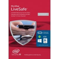 McAfee LiveSafe 2016 ESD FR Win Mac Android iOS