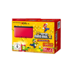 Nintendo 3DS XL rot + New Super Mario Bros. 2