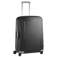 Samsonite S'Cure Spinner 4-Rollen 69 cm / 79 l black