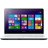 Sony VAIO Fit 15E SV-F1532V4E/W Notebook - gratis Internet Security