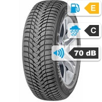 Michelin Alpin 4 195/65 R15 91T