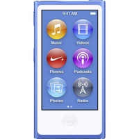 Apple iPod nano 16GB (7. Generation - Modell 2015) blau