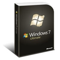 Microsoft Windows 7 Ultimate 64-Bit OEM EN