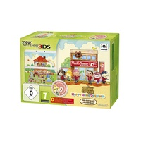 Nintendo New Nintendo 3DS + Animal Crossing: Happy Home Designer (Bundle)