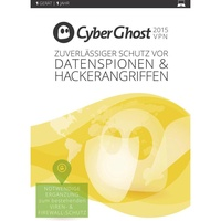 CyberGhost VPN Premium Plus 2015 DE Win Mac Android iOS