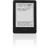 Amazon Kindle Touch schwarz