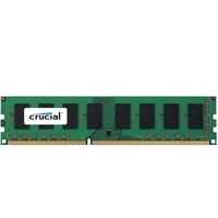 Crucial Technology 4GB DDR3 PC3-12800 (CT51264BA160BJ)