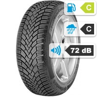 Continental ContiWinterContact TS 850 205/60 R15 91T