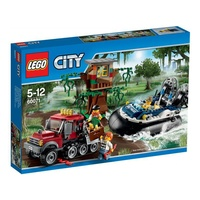 Lego City Verbrecherjagd (60071)