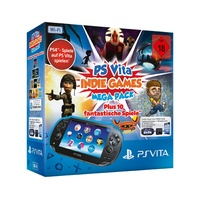 Sony PS Vita WiFi + Indie Games Mega Pack (Bundle)