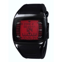 Polar Pulsuhr FT60M black/red display (90032790)