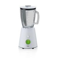 Braun TributeCollection JB 3060 Standmixer weiß
