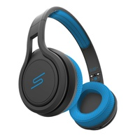 SMS Audio SYNC by 50 Wireless On-Ear Sport blau