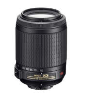 Nikon AF-S DX 55-200mm F4,0-5,6G IF ED VR